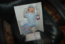 My Blessed Boy 14'' Ashton Drake Boy Doll New NRFB