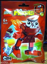 LEGO Mixels 41502 Zorch - Infernites Tribe (Series 1)