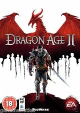 Dragon Age 2 II PC and Mac Role Playing Brand New Factory Sealed