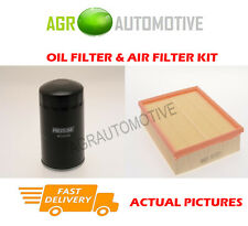 DIESEL SERVICE KIT OIL AIR FILTER FOR VAUXHALL FRONTERA 2.8 113 BHP 1995-96