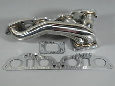 New Stainless Turbo Exhaust Manifold For Nissan 240SX Silvia S13 S14 SR20DET