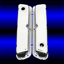 Chrome small block valve covers for Ford 260 289 302 351 Windsor
