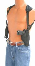 "Pro-Tech Vertical Nylon Shoulder Holster For Smith & Wesson 686 with 6"" Barrel"