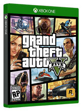 Grand Theft Auto 5 GTA V - Xbox One Game - BRAND NEW SEALED