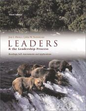 Leaders and the Leadership Process: Readings, Self-Assessments, and Applications