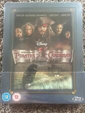 Pirates Of The Caribbean At World's End Steelbook