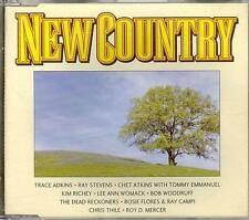 New Country CD Vol4 Nbr6 -Chris Thile, Chet Atkins, Rosie Flores, Dead Reckoners