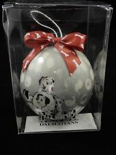 Enesco Disney's 101 Dalmatians Ornament RARE
