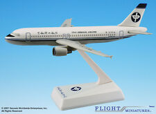 Flight Miniatures Zhejiang Airlines Airbus A320-2 Desk 1/200 Jet Model Airplane