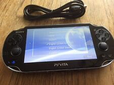 SONY PS VITA CONSOLE WIFI ONLY PCH-1004 PLAYSTATION PSVITA OLED WI-FI GOOD 3.60