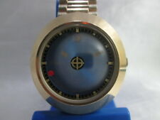 ZODIAC ASTROGRAPHIC SST DATE GOLDPLATED AUTOMATIC MENS WATCH(ALL ORIGINAL)