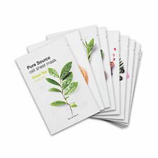 MISSHA Pure Source Cell Sheet Mask 15pcs Kinds Set /Korean cosmetic mask pack