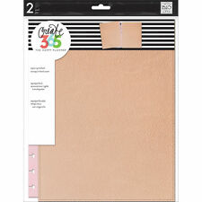 Create 365 The Big Happy Planner Snap-In Hard Cover by Mambi, Rose Gold New 2017