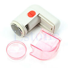 Fuzz Pill Sweater Shaver Ball Lint Trimmer Cloth Fabric Remover Battery Operated