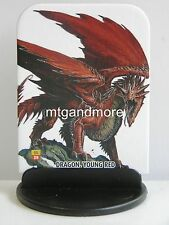 Pathfinder Battles Pawns / Tokens - #028 Dragon, Young Red - Giantslayer