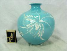"""Seltene 50´s Heinrich & Co """" Gemmo"""" Dekor  Porzellan Vase handgeschliffen 09596"""