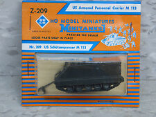 Roco / Herpa Minitanks (NEW) Modern US M-113 Armored Personnel Carrier Lot #753