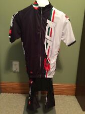 Sidi Men's Cycling Jersey/shorts Combo Kit. Men's Size Medium