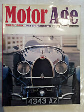 THE MOTOR AGE 1925-1929