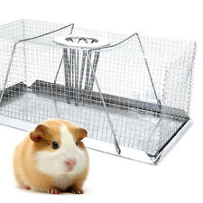 Large Multi Catch Live Mouse Rat Trap Galvanised Mesh Wire Humane Indoor Outdoor