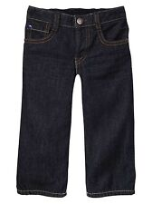 "GAP Baby Boy Size 6-12 Months NWT Dark Blue ""First Original"" Classic Jeans Pants"