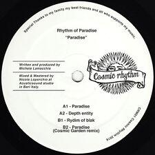 """Rhythm of Paradise - Paradise (Vinyl 12"""" - 2016 - EU - Original)"""
