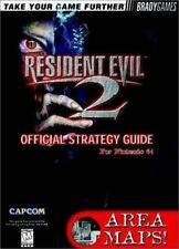 Resident Evil 2 Official Strategy Guide (Brady Games) by BradyGames