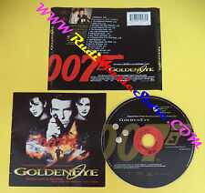 CD SOUNDTRACK Eric Serra/Tina Turner Goldeneye 7243 8 41048 2 5 no lp dvd(OST4)