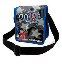 Walt Disney World Mickey Mouse Big Shoulder Bag Tote Purse Theme Park Gift NEW