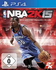 NBA 2k15 d'occasion ps4-jeu #2000