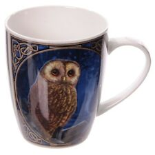 Lisa Parker (Slight Imperfections) Way of the Witch Owl Bone China Mug.9