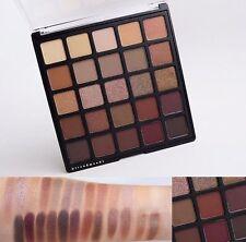 Morphe Brushes 25B Bronzed Mocha Eyeshadow Palette Matte Shimmer New Genuine