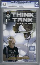Think Tank: Fun with PTSD/Wildfire Preview #1___1st print___CGC 9.8