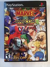Marvel vs Capcom - Playstation - Replacement Case - No Game