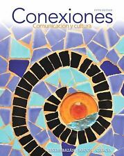 Conexiones: Comunicacion y cultura (5th Edition) (Myspanishlab)