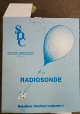 Space Data Corporation Radiosonde Weather Instrument 916-10-01 - LOT of 2