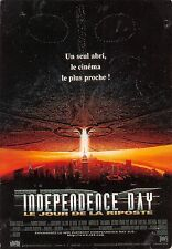 Independence Day Le Jour de la Riposte cinema, film, movie, reklame