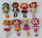 Lot of 8 Mini Lalaloopsy Doll action figure Y2