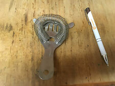 vtg Irvinware Stainless Cocktail Strainer