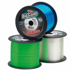 CLEARANCE Berkley BIG GAME IGFA Blue Bulk Fishing Line 1200 m/1300Yrd 6Kg .33m