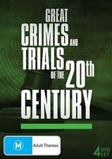 Great Crimes and Trials of the 20th Century DVD SHOCK