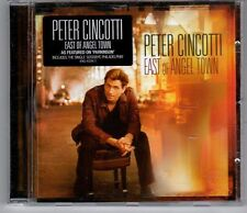 (EJ399) Peter Cincotti, East of Angel Town - 2007 CD