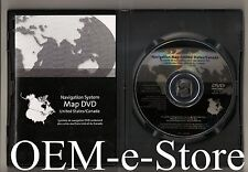 10.3 Update 2007 2008 2009 2010 Cadillac Escalade / EXT / ESV Navigation DVD Map