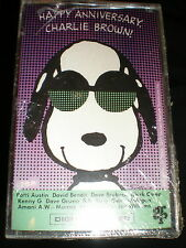 Snoopy CASSETTE Happy Anniversary NEW