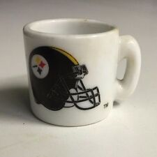 Pittsburgh Steelers NFL Football mini mug cup