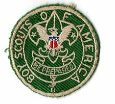 BSA Insignia Badge of Office SCOUTMASTER SM4 (36-66) Cut Edge USED 301442