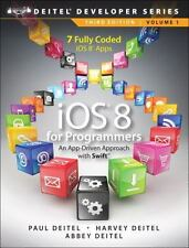 iOS 8 for Programmers: An App-Driven Approach with Swift (3rd Edition)-ExLibrary