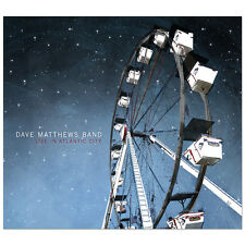 NEW Dave Matthews Band - Live In Atlantic City CD - DMB Warehouse