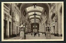 Milano : Stazione Centrale -  cartolina non viaggiata anni '20/'30