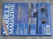 $$8 Revue modele magazine N°501 PLan encarte Acro-Fun  hydravions  FM-25 S